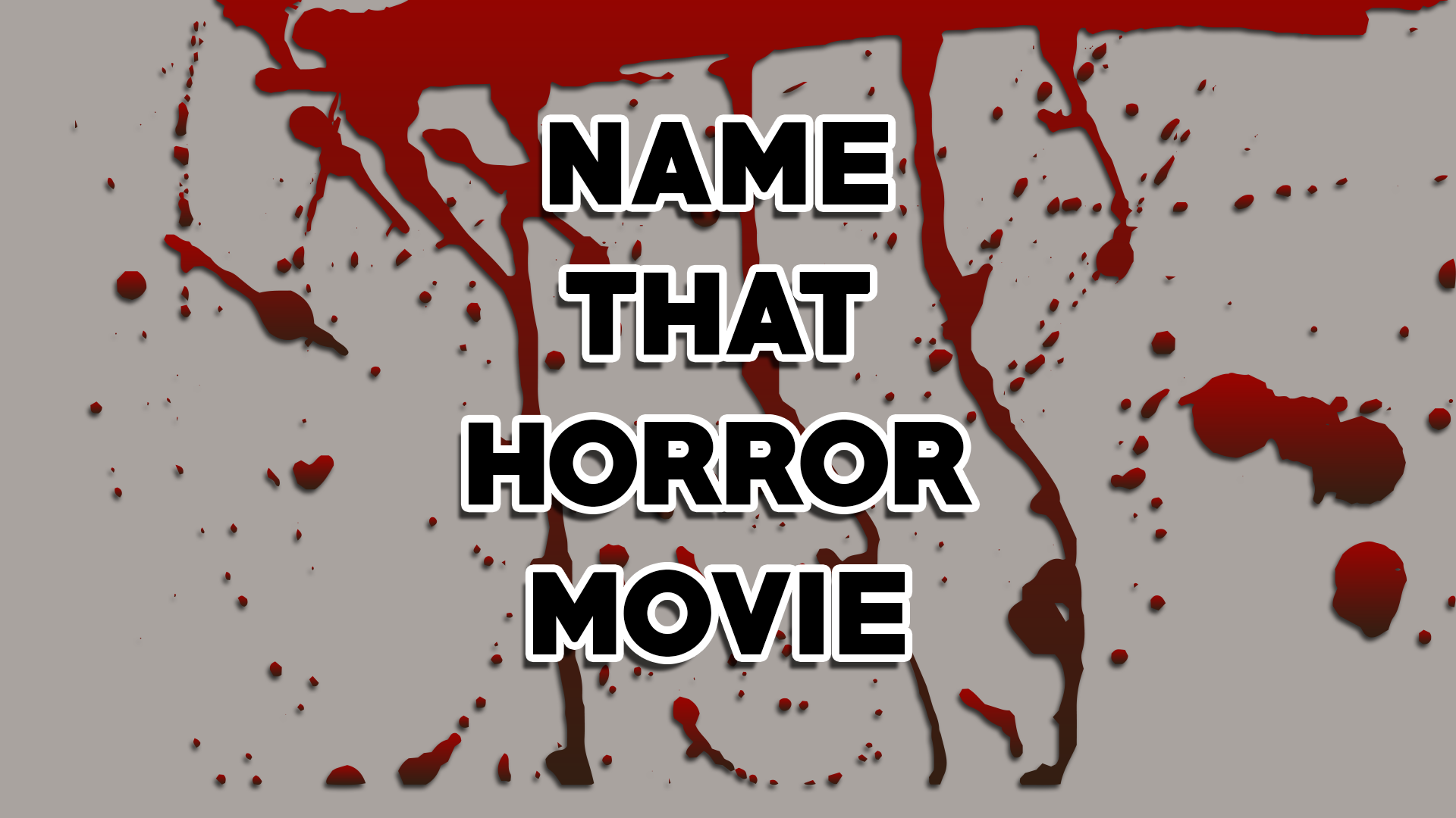 name these horror movie taglines - horror quizzes & trivia